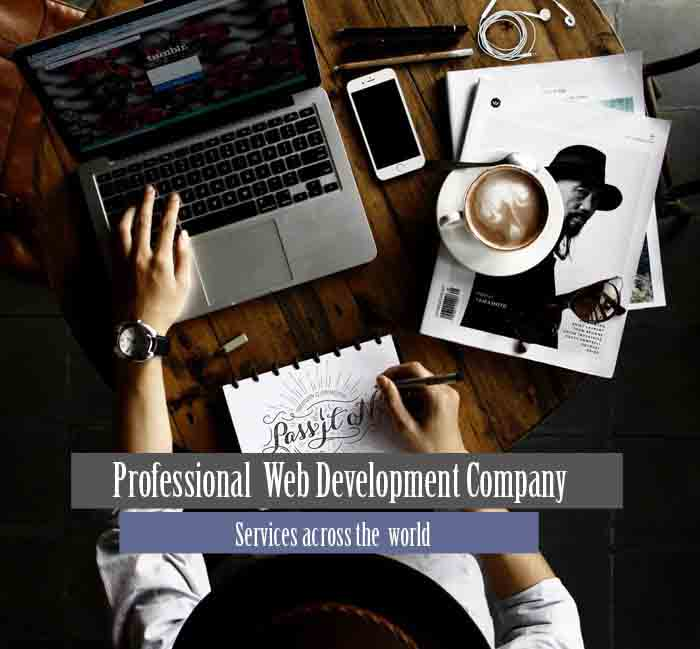 Web Development Designing Company Lahore Pakistan- Web Design